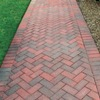 Country Stone Red/Black Holland Paver (Common: 4-in x 8-in; Actual: 4-in x 8-in)