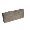 Country Stone 5-in H x 16-in L Tan Black Tall-Profile Concrete Edging Stone (Actuals 4.5-in H x 16-in L)