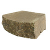 Country Stone Fulton 12-in L x 4-in H Tan Galena Retaining Wall Block (Actuals 11.5-in L x 3.5-in H)