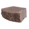 Country Stone 12-in L x 4-in H Autumn Blend Galena Retaining Wall Block (Actuals 11.5-in L x 3.5-in H)