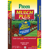 Preen 2 cu ft Red Shredded Species Mulch