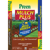 Preen 2 cu ft Brown Shredded Species Mulch