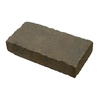 Country Stone Tan/Black Homestead Concrete Paver (Common: 12-in x 6-in; Actual: 11.7-in x 5.8-in)