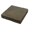 Country Stone 12-in x 12-in Tan and Black Homestead Paver (Actuals 11.7-in W x 11.7-in L)
