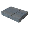 Country Stone Gray Charcoal Durango Patio Stone (Common: 16-in x 12-in; Actual: 16-in x 12-in)