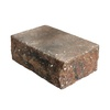 Country Stone 12-in L x 8-in H Autumn Blend Lexington Retaining Wall Block (Actuals 11.25-in L x 7.5-in H)