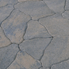 Country Stone Tan/Black Natural Concrete Patio Stone (Common: 12-in x 18-in; Actual: 12-in x 18-in)