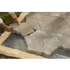 Country Stone Tan/Black Natural Patio Stone (Common: 12-in x 18-in; Actual: 12-in x 18-in)