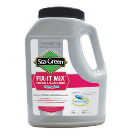 Sta-Green 3-lbs Nitro-Fuze Ryegrass Lawn Repair Mix