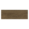 Porcelanite 1 Brown Ceramic Floor Tile (Common: 7-in x 22-in; Actual: 7-in x 21.3-in)