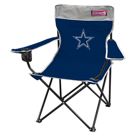Coleman Indoor/Outdoor Steel Dallas Cowboys Standard Folding Chair