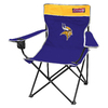 Coleman NFL Minnesota Vikings Steel Folding Chair