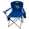 Coleman NFL Tennessee Titans Steel Folding Chair