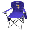 Coleman NFL Minnesota Vikings Steel Chair