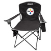 Coleman NFL Pittsburgh Steelers Steel Folding Chair
