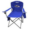 Coleman NFL Baltimore Ravens Steel Folding Chair