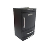 Master Forge 32.5-in 800-Watt Electric Vertical Smoker