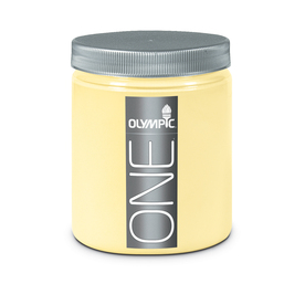 Shop Olympic Sawdust Interior Satin Paint Sample Actual Net Contents 8 Fl O