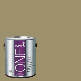 Olympic ONE Sweet Annie Eggshell Latex Interior Paint and Primer In One (Actual Net Contents: 114-fl oz)