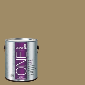 Olympic ONE Willow Tree Eggshell Latex Interior Paint and Primer In One (Actual Net Contents: 114-fl oz)