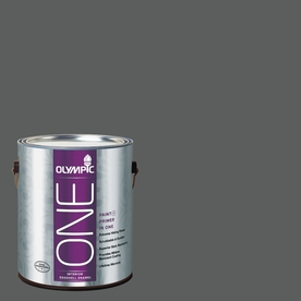 Olympic ONE Knights Armor Eggshell Latex Interior Paint and Primer In One (Actual Net Contents: 114-fl oz)