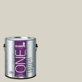 Olympic ONE Plantation Moss Eggshell Latex Interior Paint and Primer In One (Actual Net Contents: 124-fl oz)