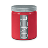 Olympic Red Gumball Interior Satin Paint Sample (Actual Net Contents: 8-fl oz)
