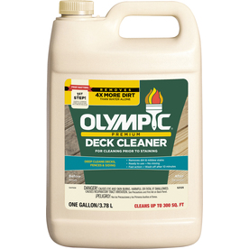 Olympic 127.8-fl oz Deck Cleaner