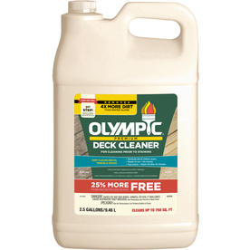 Olympic 319.9-fl oz Deck Cleaner