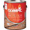 Olympic Wood Protector Tintable Solid Exterior Stain (Actual Net Contents: 120-fl oz)