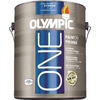 Olympic Base 5 Latex Exterior Paint (Actual Net Contents: 114-fl oz)