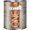 Olympic One Base 3 Latex Exterior Paint (Actual Net Contents: 29 Fluid Oz.)