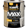 Olympic Rescue It! Max Tintable Base 2 Restoration Textured Solid Exterior Stain (Actual Net Contents: 114-fl oz)