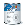 Olympic Gallon Exterior Semi-Gloss White Paint