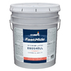 FastHide 5-Gallon Interior Eggshell White Paint