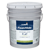 FastHide 5-Gallon Interior Flat White Paint