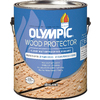 Olympic Wood Protector Clear Exterior Stain (Actual Net Contents: 128-fl oz)