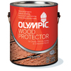 Olympic Wood Protector Tintable White Also Base 1 Solid Exterior Stain (Actual Net Contents: 121-fl oz)