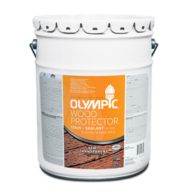 Olympic 5- Gallon(S) Cedar Naturaltone Semi-Transparent Exterior Stain