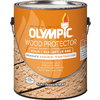 Olympic Wood Protector Multiple Semi-Transparent Exterior Stain (Actual Net Contents: 120-fl oz)
