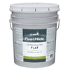 FastHide 5-Gallon Exterior Flat Multi Latex-Base Paint