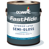 FastHide Gallon Exterior Semi-Gloss Multi Paint