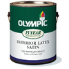 Olympic 1-Gallon Interior Satin Multi Latex-Base Paint