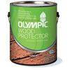 Olympic Wood Protector Toner Exterior Stain (Actual Net Contents: 128-fl oz)