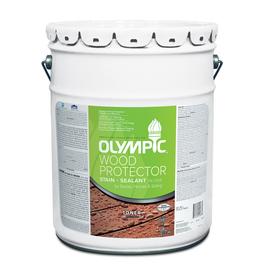 Shop Olympic 5 Gallons Cedar Naturaltone Toner Exterior Stain At