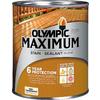 Olympic Maximum Tintable Multiple Semi-Transparent Exterior Stain (Actual Net Contents: 30-fl oz)