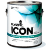 Olympic Gallon Size Container Interior Satin Kitchen and Bath Tintable White Latex-Base Paint (Actual Net Contents: 116-fl oz)