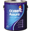 Olympic Assure Latex Exterior Paint (Actual Net Contents: 116 Fluid Oz.)