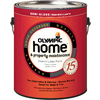 Olympic Home White Semi-Gloss Latex Interior Paint (Actual Net Contents: 124-fl oz)