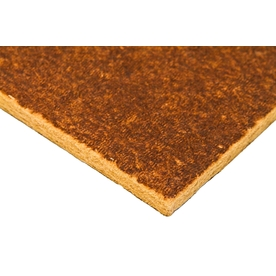 Dow R 2.4 Faced Cellulose Foam Board Insulation (Common: 0.5-in x 4-ft x 8-ft; Actual: 0.45-in x 3.9375-ft x 7.9375-ft)